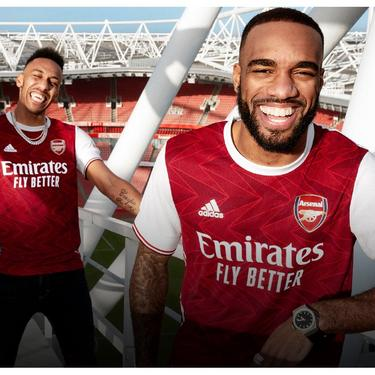 The Arsenal 20/21 Home Kit | Official Online Store