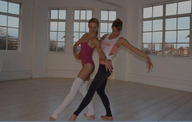 Ballet Bootcamp Workout