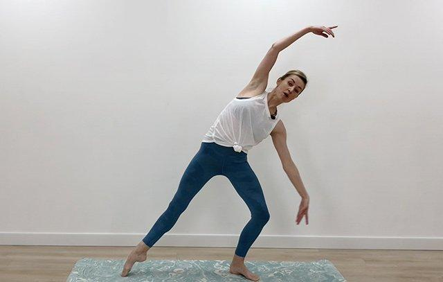 Immune Boosting Ballet With Sleek Technique