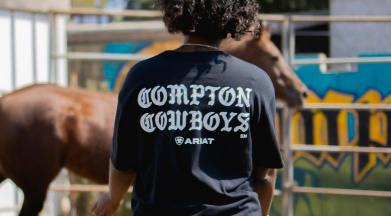 Ariat X Compton Cowboys Collaboration