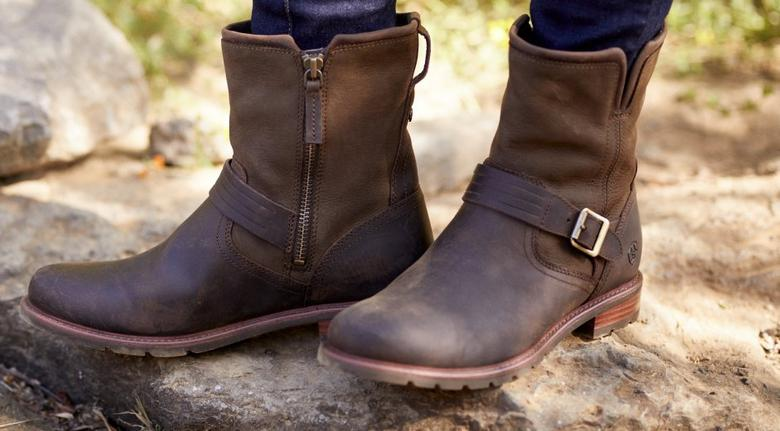 How to Fix Scuffed Leather Boots & Shoes