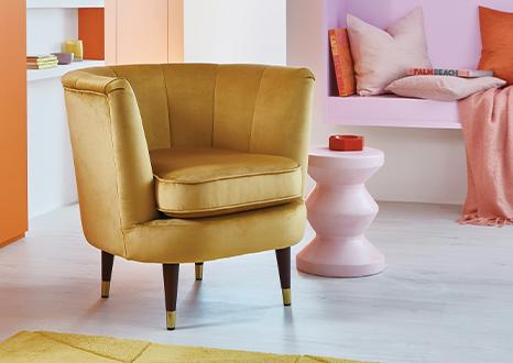 DFS - The Barrel Chair