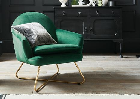 DFS - The Luxe Chair