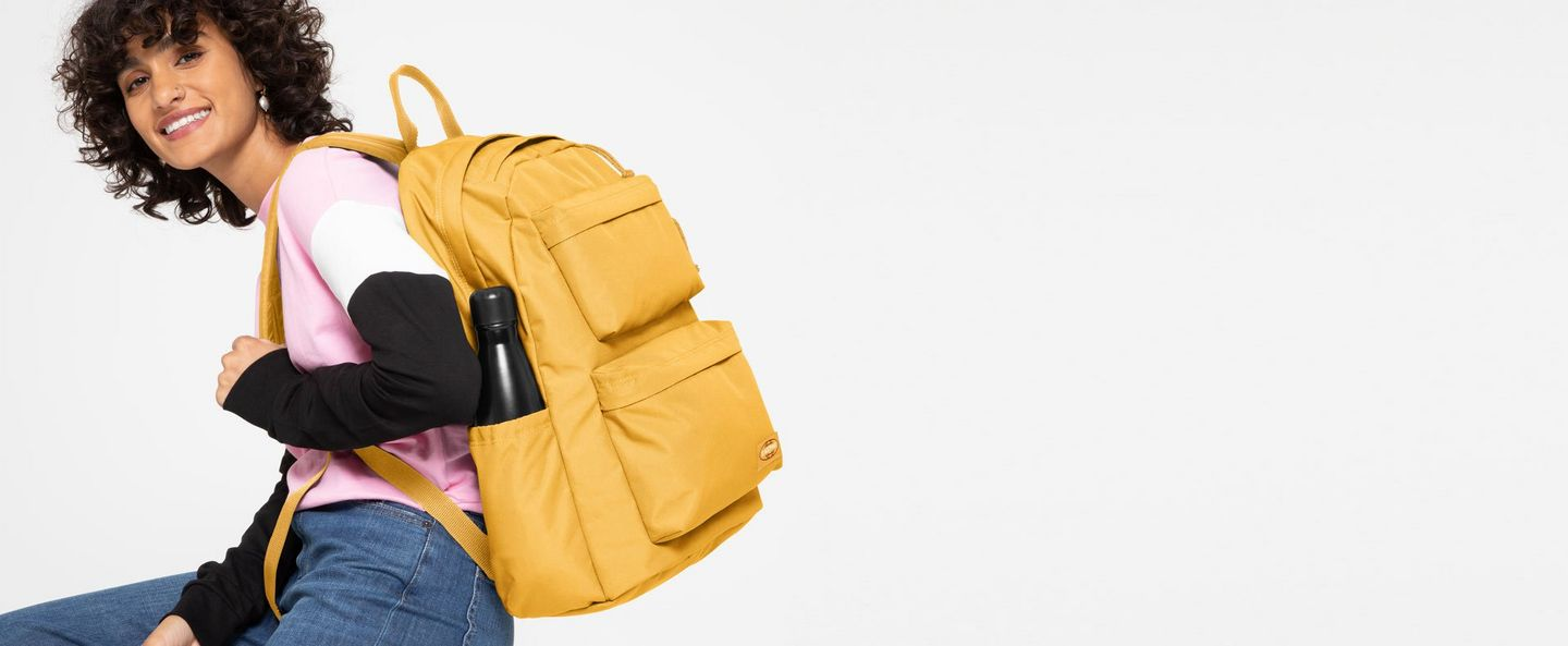 A new spin on our Eastpak icons