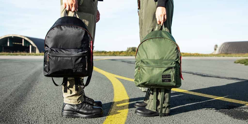 Eastpak x Alpha Industries