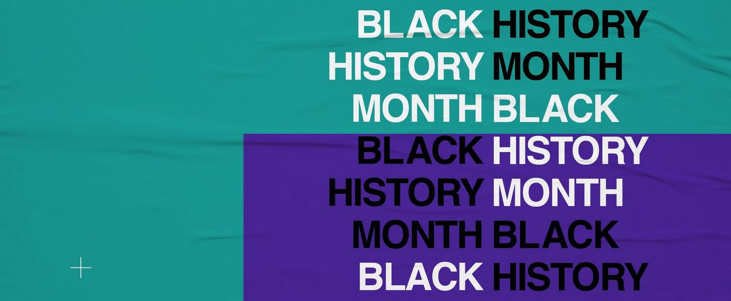 Vier Black History Month