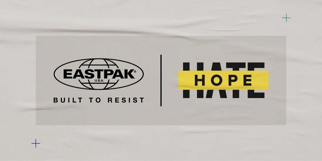 Eastpak x Hope not Hate