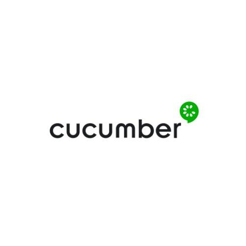 logo cucumber