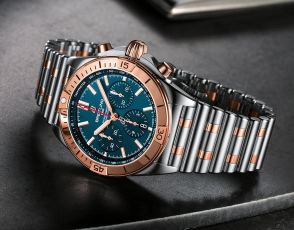 Shop for the perfect Breitling Watch at Ernest Jones