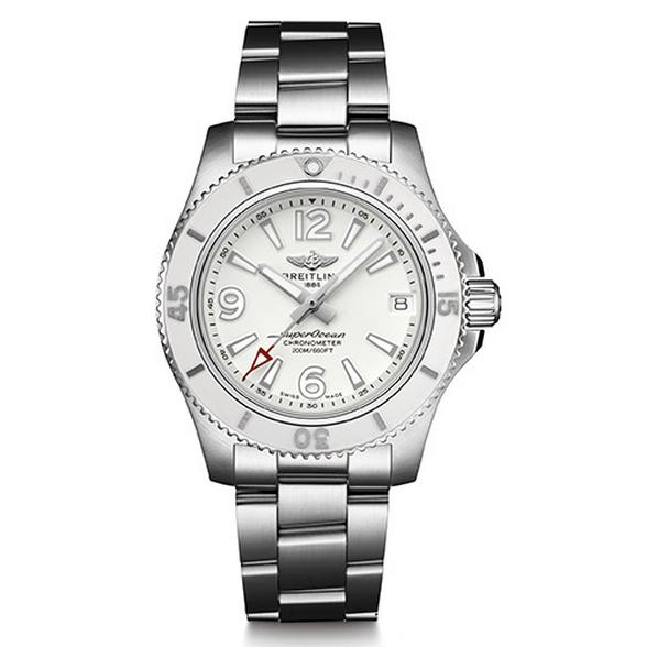 breitling chronometer rated watches