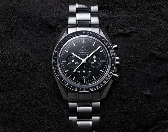 The OMEGA Speedmaster Moonwatch