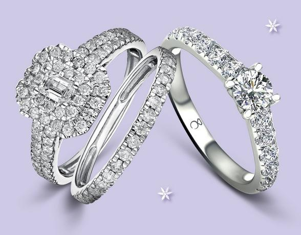 Christmas Engagement Rings at Ernest Jones