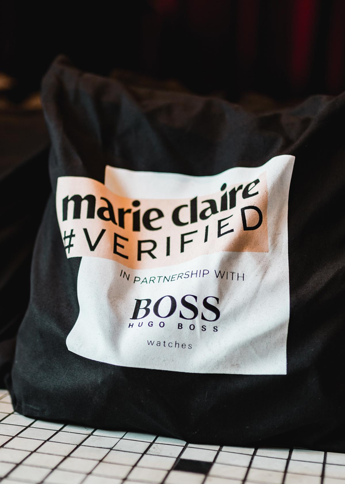 1. Boss Watches Marie Claire Verified