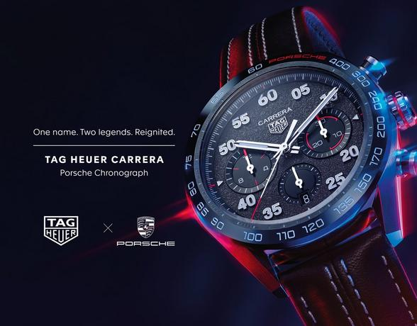 TAG Heuer Formula 1 Porsche at Ernest Jones