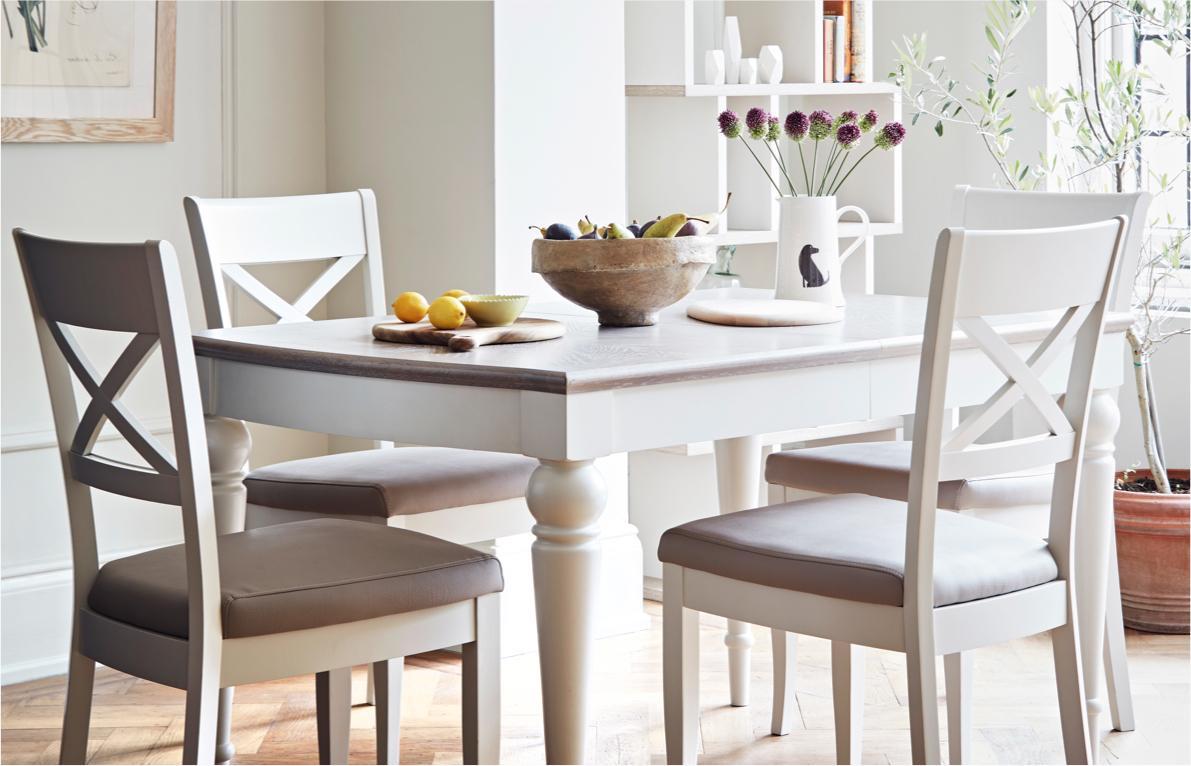 9 White Dining Room Ideas   Furniture Village