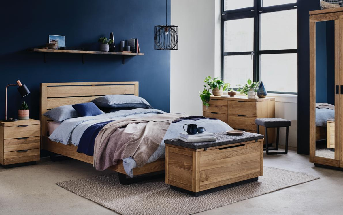 15 inspirational master bedroom ideas – at Furniture Village