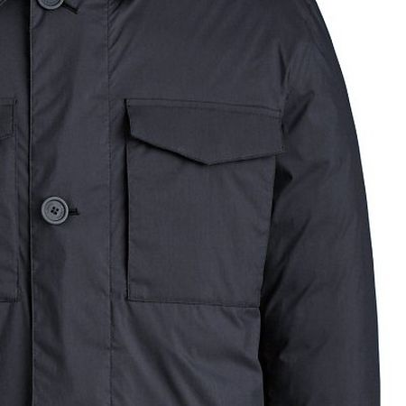Flap Pocket on jacket