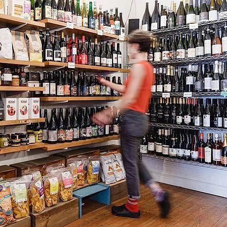 Comptoir Sainte-Cécile gormet grocery store