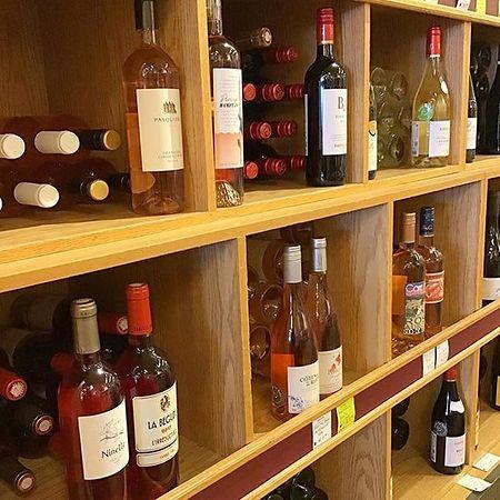Kenaston Wine on display