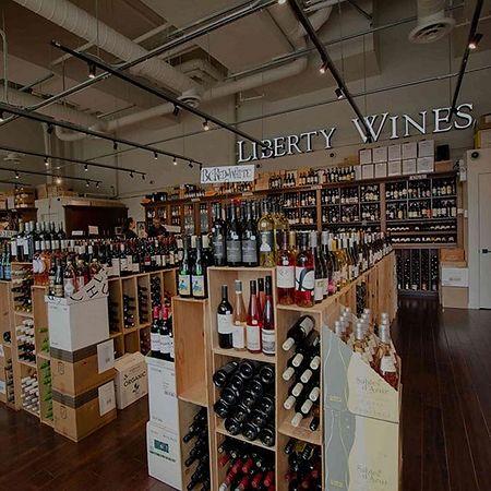 Liberty Wine Merchants store