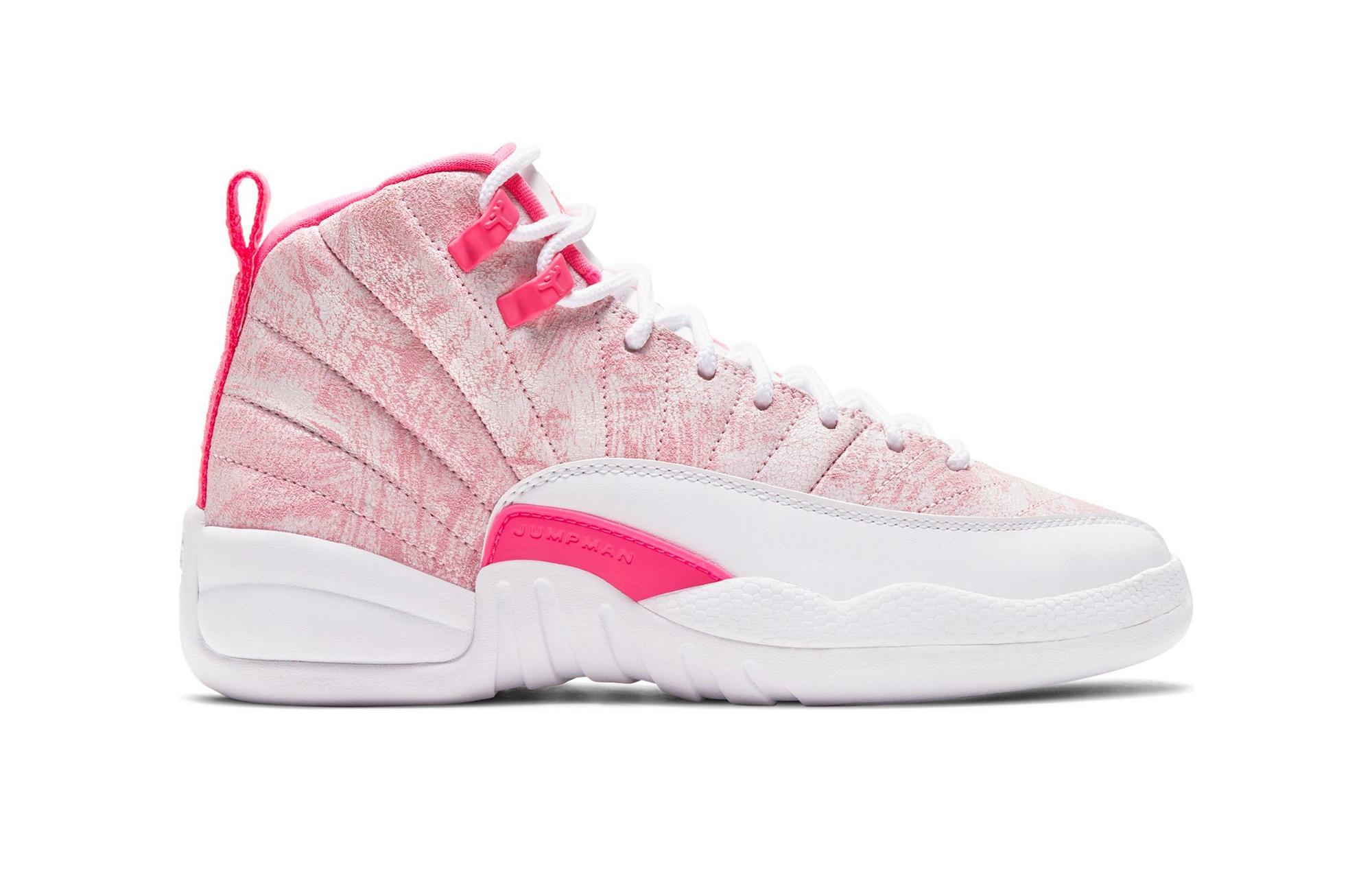 "Sneakers Release – Girls-Exclusive AJ 12 Retro ""Ice Cream ..."