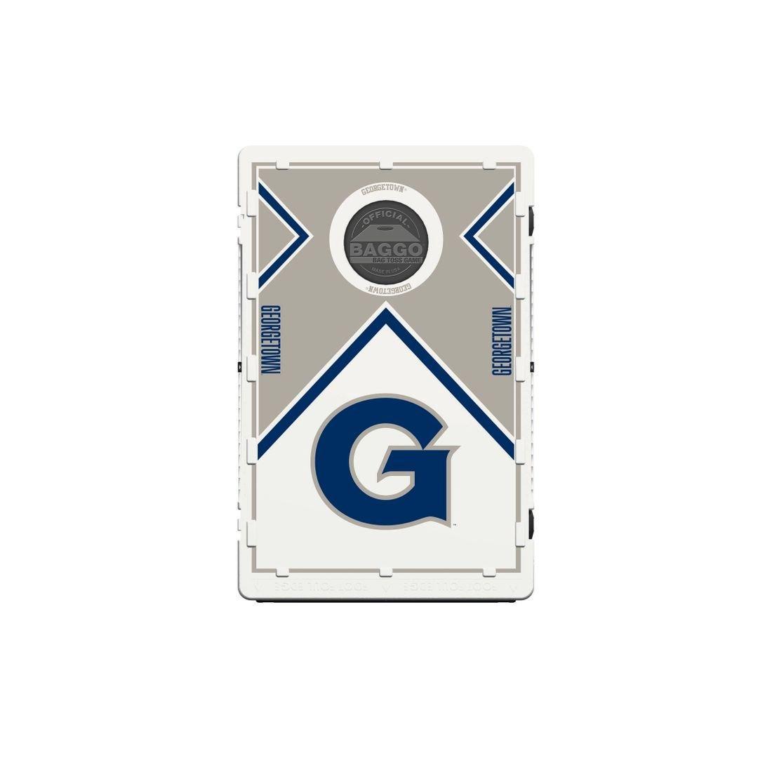 Georgetown Hoyas Baggo Bean Bag Toss Cornhole Game Vintage Design