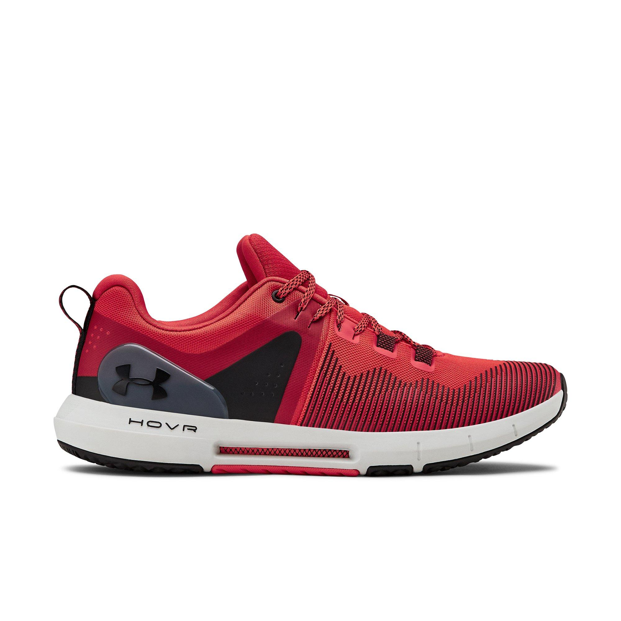 sneakers indoor man ma-  show original title Details about  /Under armour ua hovr rise red