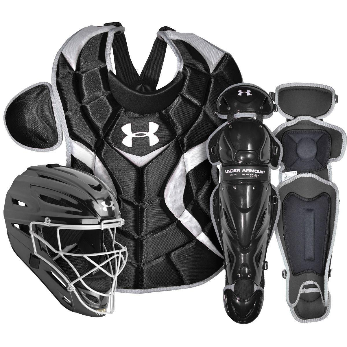 Under Armour Youth PTH Victory Series Catchers Helmet