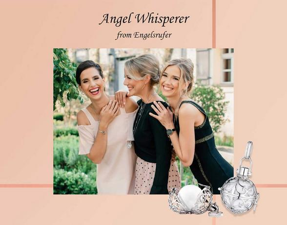 angel whisperer jewellery