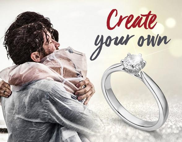 Create Your Own Ring - Create Now
