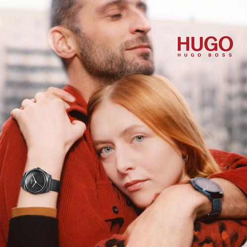 Hugo Imagine and Hugo Act Watches