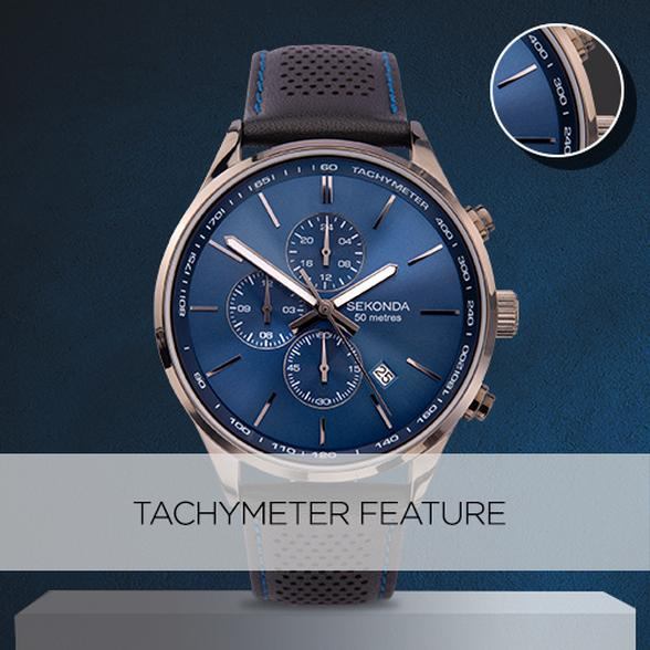 tachymeter watches
