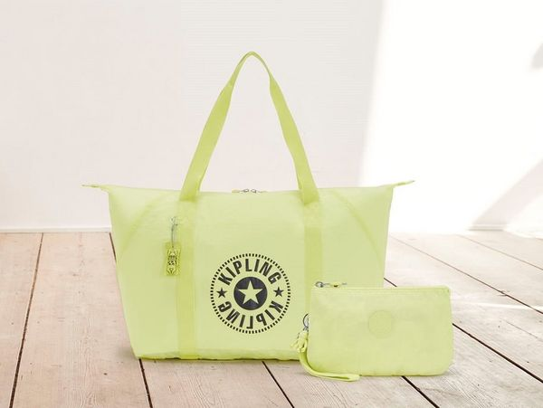 Lime Green | Athleisure | Kipling