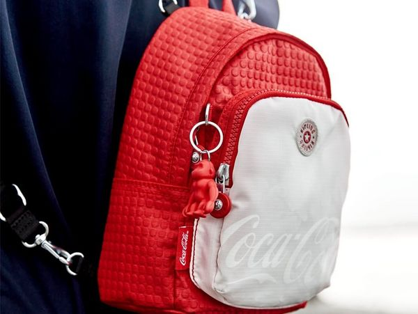 Bubbly Colours | Coca-Cola & Kipling