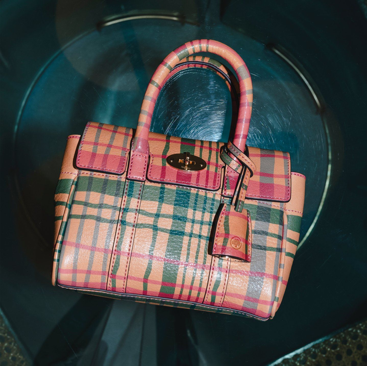 Mini Bayswater Printed Check
